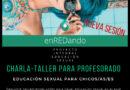 Educación sexual para jóvenes, nueva charla -taller del proyecto EnREDando que estará enfocada al profesorado