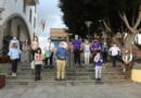 El aula en clave del IES Granadilla visita las dependencias municipales