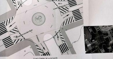 La rotonda de El Saltadero cuenta con proyecto municipal y será una realidad en 2022