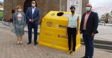 Granadilla de Abona se convierte en el primer municipio canario que apuesta por el reciclaje con incentivos para la población